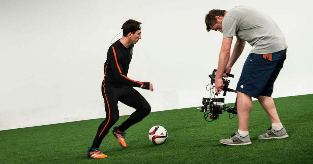 Messi-Fifa-Xsens