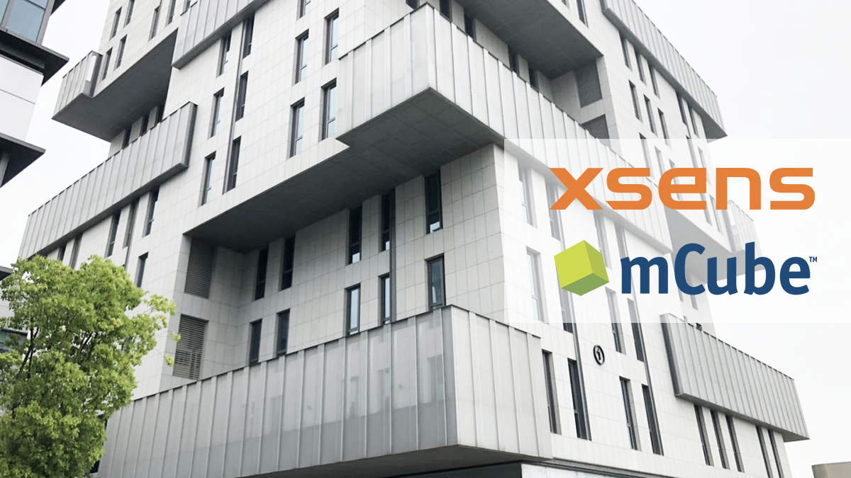 xsens-mcube-shanghai-office