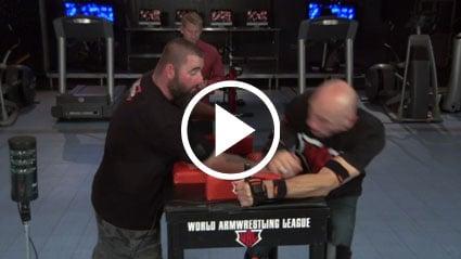 Arm Wrestling - Xsens