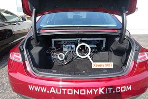 AutonomouStuff Perception Kit - Xsens