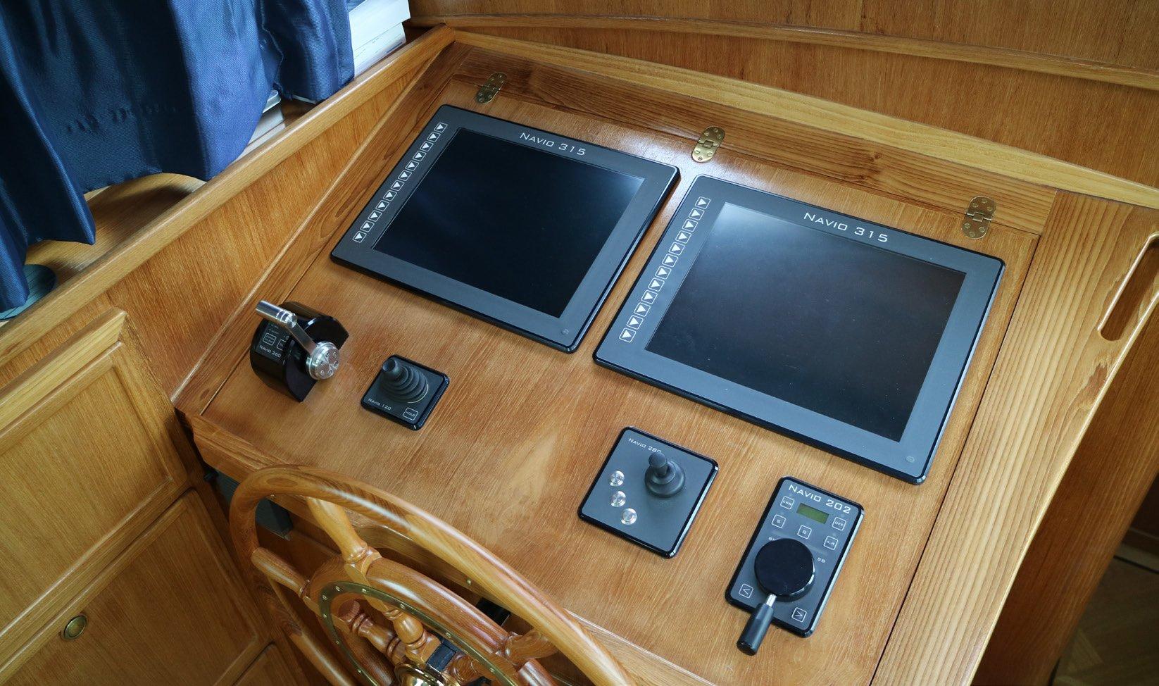 NAVIO control systems