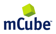 mCube logo
