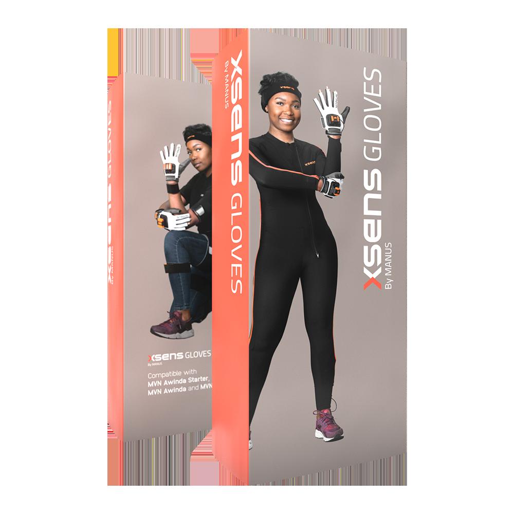 XSENS gloves by MANUS box -square