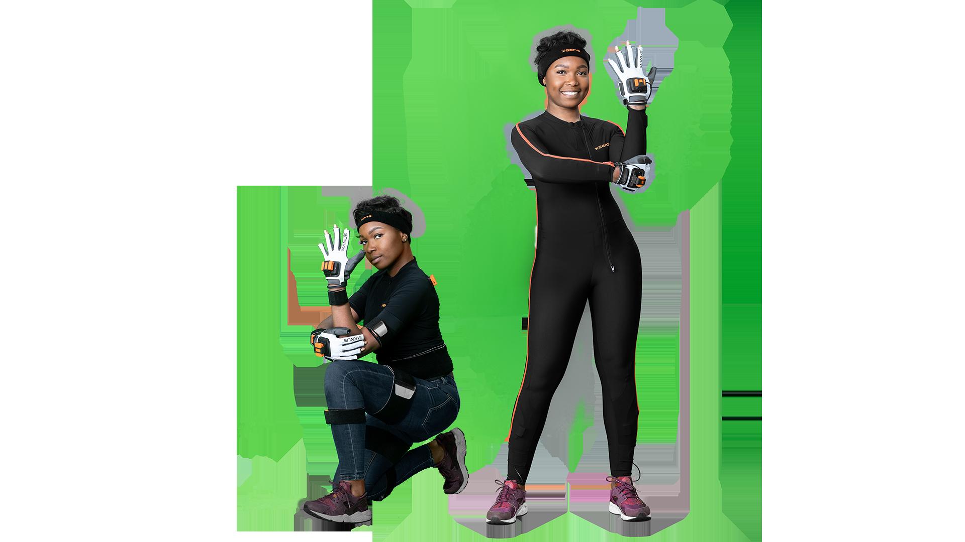 Xsens Gloves by Manus - png