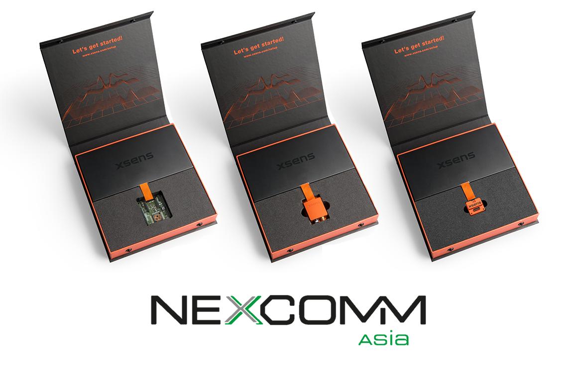 Xsens-Nexcomm